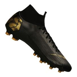 Chaussures Nike Superfly 6 Pro AG-Pro M AH7367-077 noir noir, or