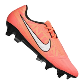 Chaussures de football Nike Phantom Venom Elite SG Pro M AO0575 810 orange