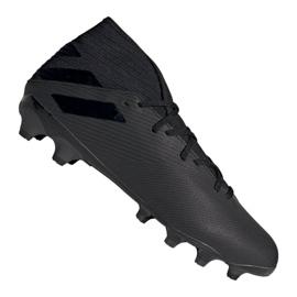 Adidas Nemeziz 19.3 Mg M EF8874 chaussures noir