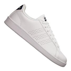 Chaussures Adidas Cloudfoam Adventage Clean M BB9624 blanc