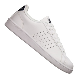 Chaussures Adidas Cloudfoam Adventage Clean M BB9624 blanc