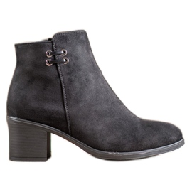 Clowse Bottines noires