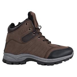 SHELOVET Chaussures de sport isolées brun