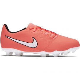 Chaussures de football Nike Phantom Venom Club Fg Jr AO0396-810 orange orange