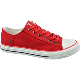Big Star Chaussures W DD274339 rouge
