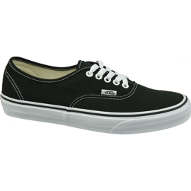 Chaussures Vans Authentic W VEE3BLK noir