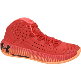 Chaussures Under Armour Hovr Havoc 2 M 3022050-600 rouge rouge