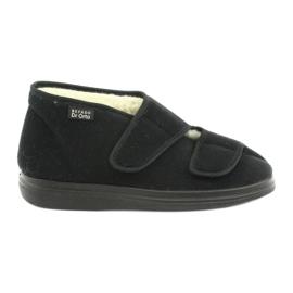 Befado chaussures pour hommes pu 986M011 noir