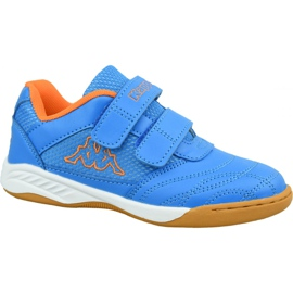 Chaussures Kappa Kickoff K Jr 260509K-6044 bleu