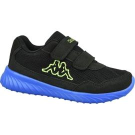 Kappa Cracker II Bc K Jr 260687K-1160 chaussures noir