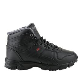 Chaussure de course isolée noire MC783-1