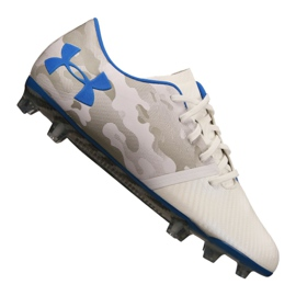 Chaussures Under Armour Spotlight Fg M 3021747-400 gris