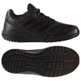 Chaussures d'entraînement Adidas Alta Run K Jr BA7897 noir