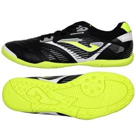 Chaussures d'intérieur Joma Maxima 2001 M MAXS.2001.IN noir noir
