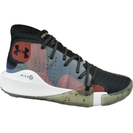 Chaussures Under Armour Spawn Mid M 3021262-006 multicolore multicolore
