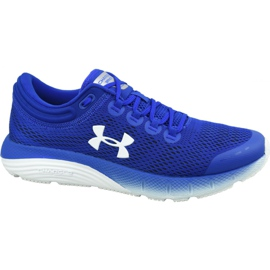 Chaussures Under Armour Charged Bandit 5 M 3021947-401 bleu