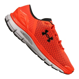 Chaussure d'entraînement Under Armour Speedform Intake 2 M 3000288-600 rouge