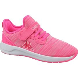 Kappa Paras Ml K Jr 260598K-2210 chaussures rose
