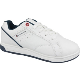 Chaussures Champion Ace Court As Jr 168015-D10 blanc