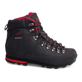 Chaussures de trekking professionnelles 6540 noires
