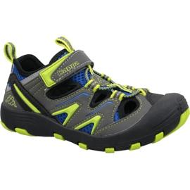 Kappa Reminder K 260682K1633 chaussures gris