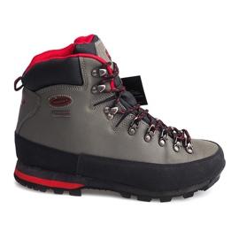 Chaussures de trekking professionnelles 6540 grises