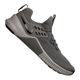 Nike Free Metcon M AH8141-006 chaussures gris