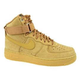 Nike Air Force 1 High '07 Wb M CJ9178-200 chaussures brun