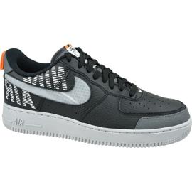Nike Air Force 1 '07 LV8 2 M BQ4421-002 chaussures noir