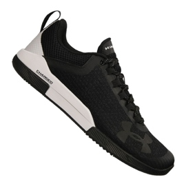 Under Armour Charged Legend Tr M 1293035-003 chaussures noir