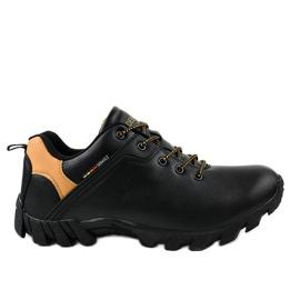 Chaussures de trekking noires 2019A