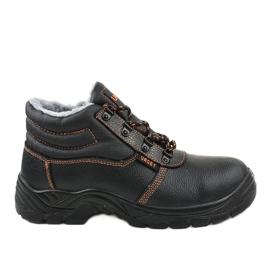 Chaussures de sécurité pour homme noires XH009D