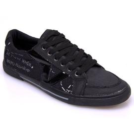 Matériel Sneakers A961 Noir