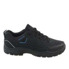 Chaussures de trekking noires 128