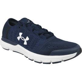 Under Armour Speedform Gemini Vent M 3020661-400 chaussures marine
