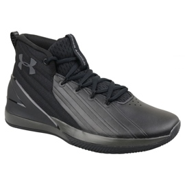 Under Armour Lockdown 3 M 3020622-001 chaussures noir noir