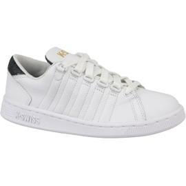 Chaussures K-Swiss Lozan Iii Tt Jr 95294-197 blanc