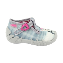 Chaussures enfant Befado Kitty 110P365 gris
