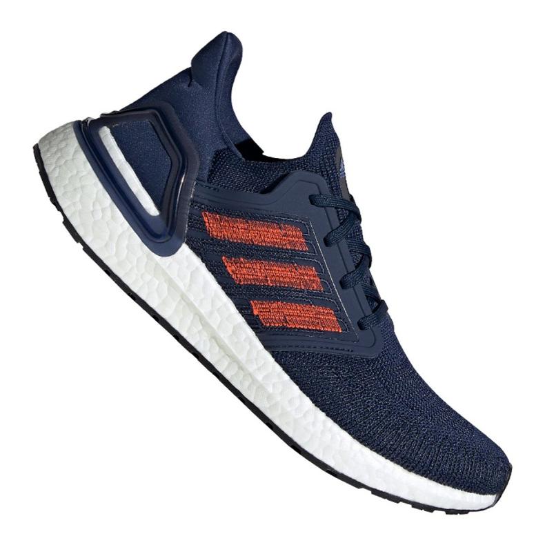 Adidas UltraBoost 20 M EG0693 chaussures marine