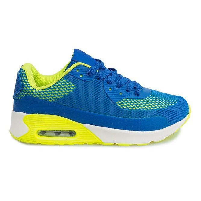 DN3-8 Royal sports chaussures de course bleu