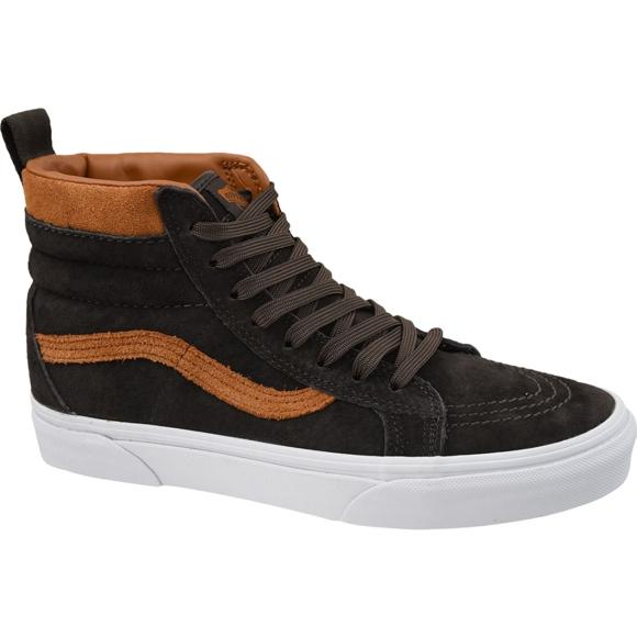 Chaussures Vans SK8-HI Mte M VN0A33TXUCA1 brun