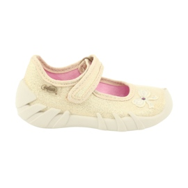 Chaussures enfant Befado 109P152 jaune