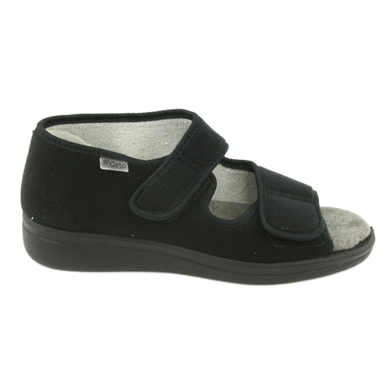 Chaussures femme Dr.Orto Befado 070D001 noir