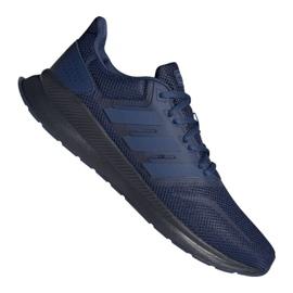 Adidas Runfalcon M EG8605 chaussures marine