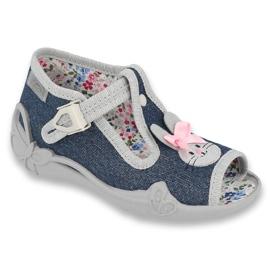 Chaussures enfant Befado 213P119 gris