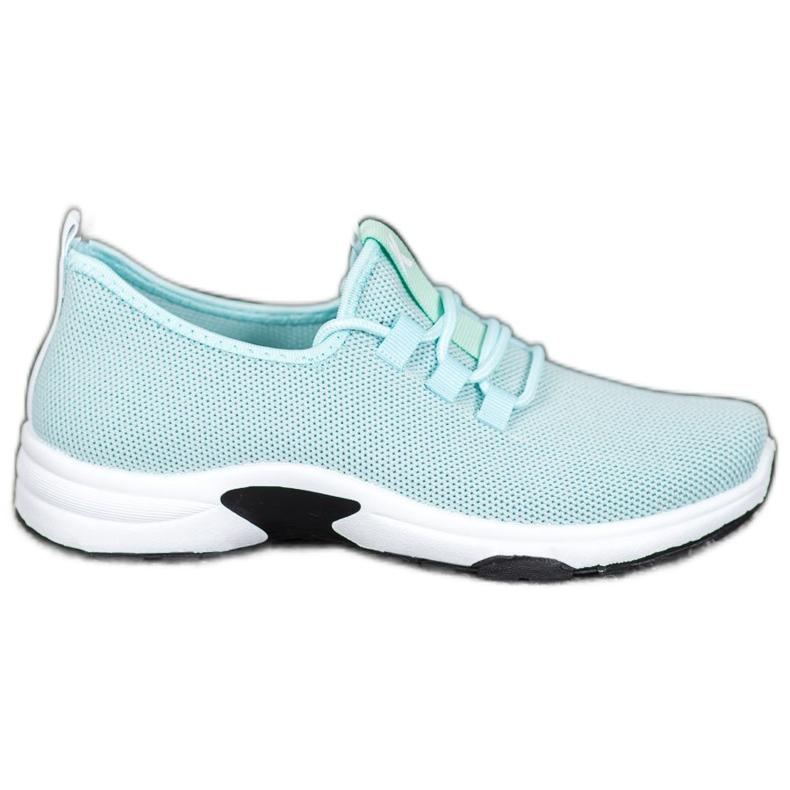 Kylie Chaussures de sport classiques bleu