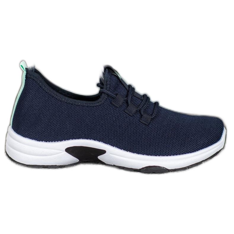 Kylie Chaussures de sport classiques marine