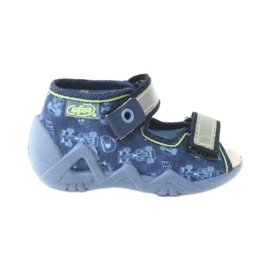 Chaussure enfant Befado jaune 350P011