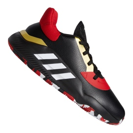 Adidas Pro Bounce 2019 Low M EG2818 chaussures noir noir