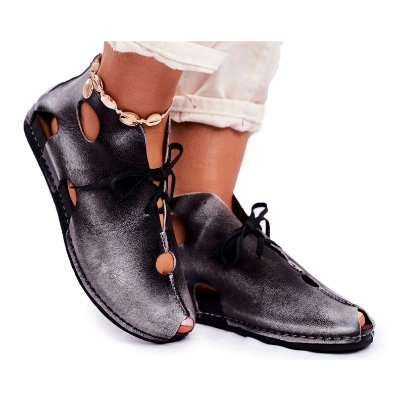 Chaussures femme Maciejka Popiel 03426-03 gris